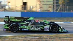 Will the P2 cars be on pace with the DPs at Daytona? The 24 hour race will tell  the tale.  [Photo by Jack Webster]