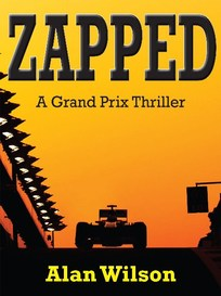 """""""Zapped"""" by Alan Wilson"""