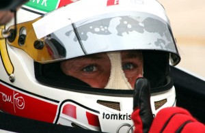 Tom Kristensen   [photo by Jack Webster]