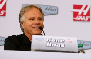 For the first time in four years, an American based F1 team will be racing in the world championship in 2015, thanks to Gene Haas (above) out of North Carolina.  [Photo by Getty Images]