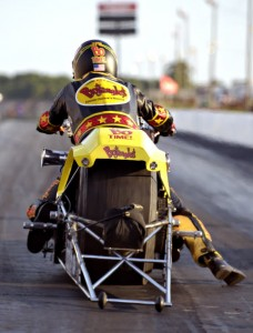 Mark Cox added his name to the list of first-time winners from Bradenton, taking down top qualifier Joey Sternotti in Nitro Harley
