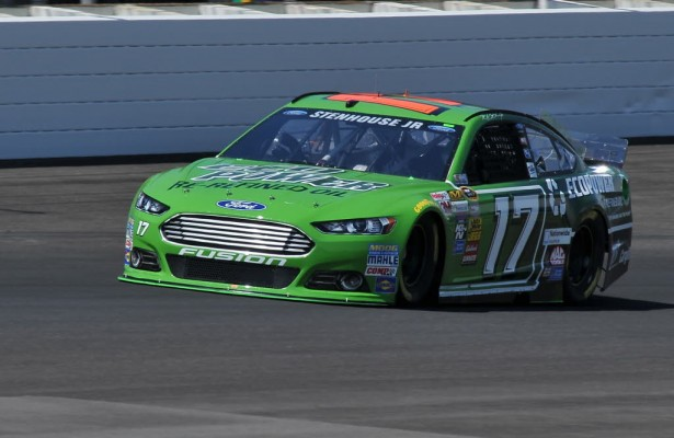Ricky Stenhouse will race in 2015 with new sponsorship.  [John Wiedemann Photo]