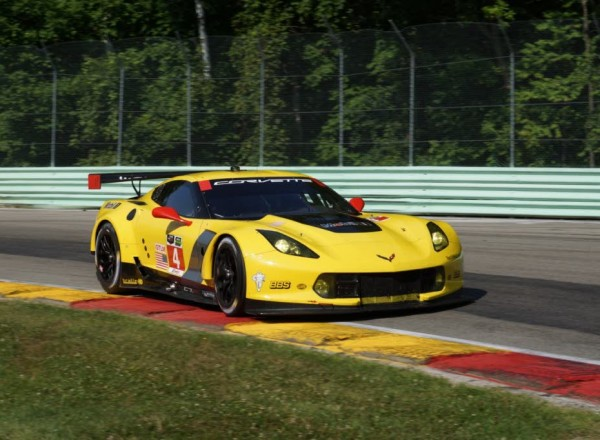 The Corvette C7.R will be racing in both the TUDOR race and the FIA-WEC race in Austin.  [Photo by Jack Webster]
