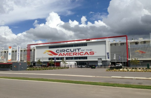 The beautiful Circuit of the Americas - where to be in September.  [Photo by Jack Webster]