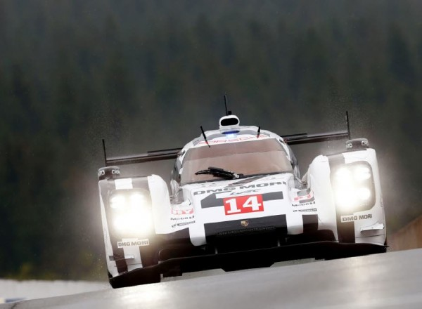 Porsche fans will get to cheer on the all new Porsche 919 Hybrid in Austin.  [Photo by Porsche Motorsport]