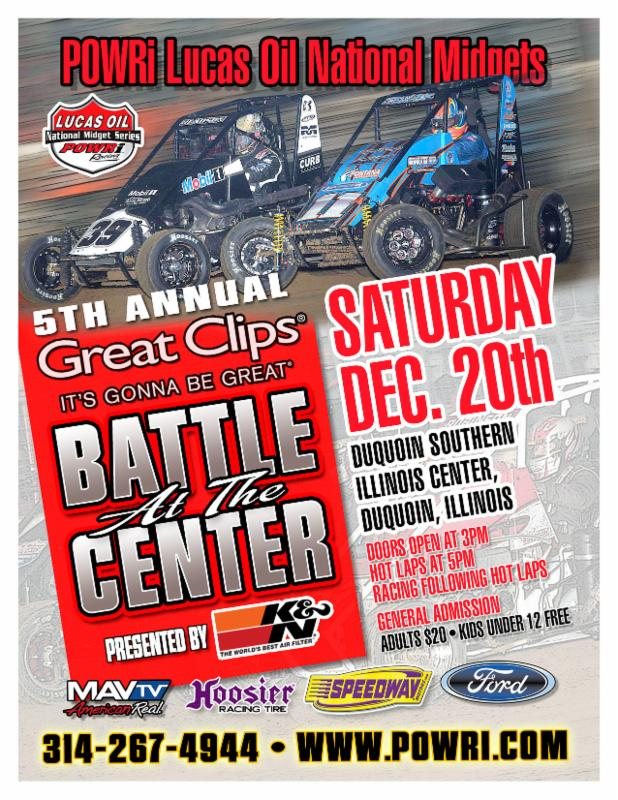 Southern midget racing series the abstract