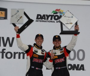 ST class winners Spencer Pumpelly and Luis Rodriguez Jr.   [Joe Jennings Photo]