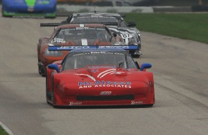 Jim McAleese scored his first Trans Am series win at Road America. [John Wiedemann Photo]