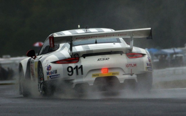 Overall winning Porsche 911 RSR.  [Jack Webster Photo]