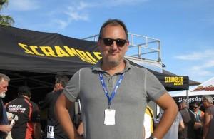Michael Lock, CEO Of AMA Pro Racing.