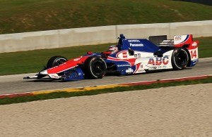2016 will be Takuma Sato's fourth year driving for AJ Foyt Racing and ABC Supply. [John Wiedemann Photo]