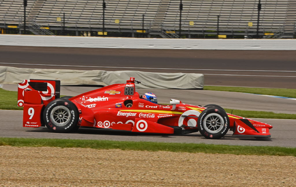 Dixon Fastest In Opening Day Of Road Course Practice At