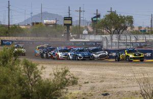 Round 1 of Red Bull Global Rallycross at Wild Horse Pass Motorsports Park in Phoenix, Arizona. [Garth Milan/Red Bull Content Pool]