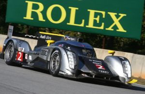 Rolex represented at Petit Le Mans. [Photo by Jack Webster]