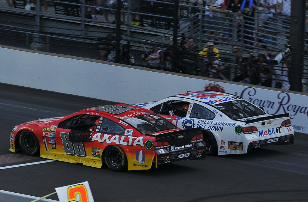 july 4th nascar races