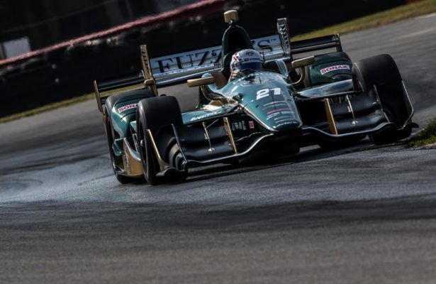 Josef Newgarden. [Andy Clary Photo]