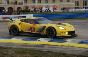 Corvette Racing currently leads in GTLM. [Photo by Jack Webster]