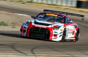 Bryan Heitkotter - Nissan GTR. [Michael Wells Photo]