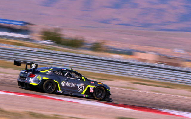 Adderly Fong – Bently GT3.  [Michael Wells Photo]