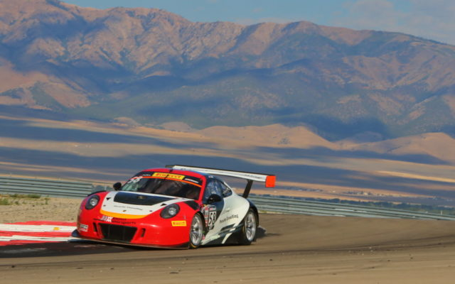 Patrick Long – Porsche GT3R.  [Michael Wells Photo]