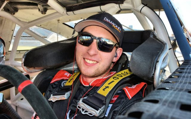 Chase Briscoe #77 – Chicagoland ARCA Winner.  [Kim Kemperman Photo]