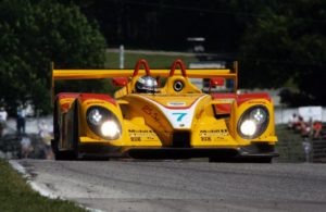 2016 Le Mans winner Romain Dumas at Road America. [Photo by Jack Webster]