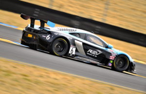 Austin Cindric at Sonoma Raceway. [Photo courtesy Pirelli World Challenge Championship]