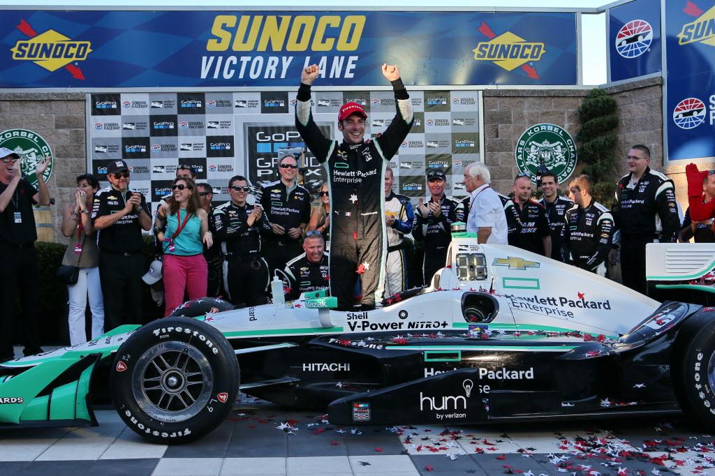 Pagenaud Wins Race & Championship - RacingNation.com