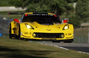 Oliver Gavin and Tommy Milner took GTLM for Corvette. [Photo by Jack Webster]