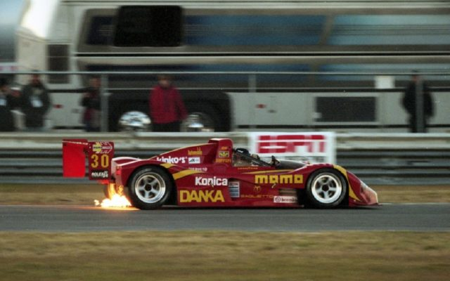 Ferrari 333sp at Daytona. Could Ferrari come to Dpi?  [Photo by Jack Webster]