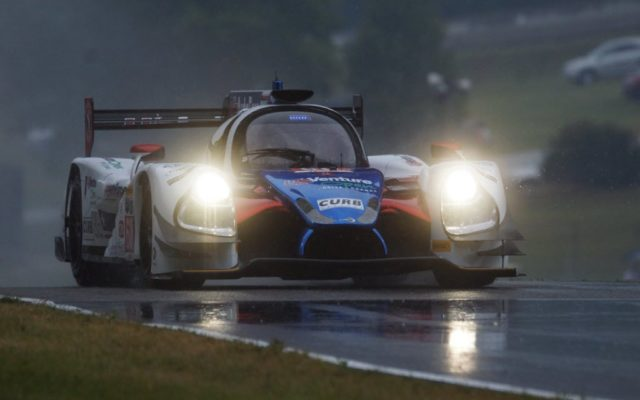 Shank Racing Ligier.  [Photo by Jack Webster]