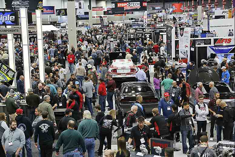 PRI 2016 [photo courtesy Performance Racing Industry 2016]