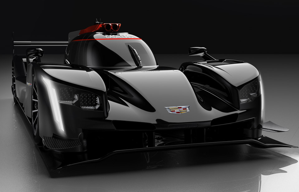 Jeff Gordon To Co-Drive Konica Minolta Cadillac DPi-V.R At 2017 Rolex ...