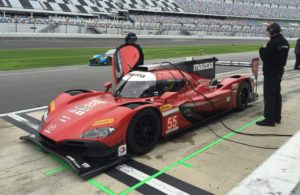 The new Mazda DPi. [Photo by Eddie LePine]