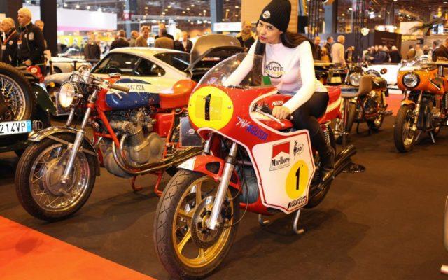 Ruote da Sogno's MV bikes conquer Paris  [(c) Studiobergonzini.com]