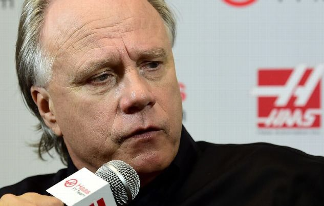 Gene Haas. [Photo credit: Jared C. Tilton/ Stewart/Haas Racing via Getty Images]
