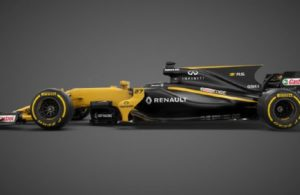 Photo Courtesy of Renault Sport Racing