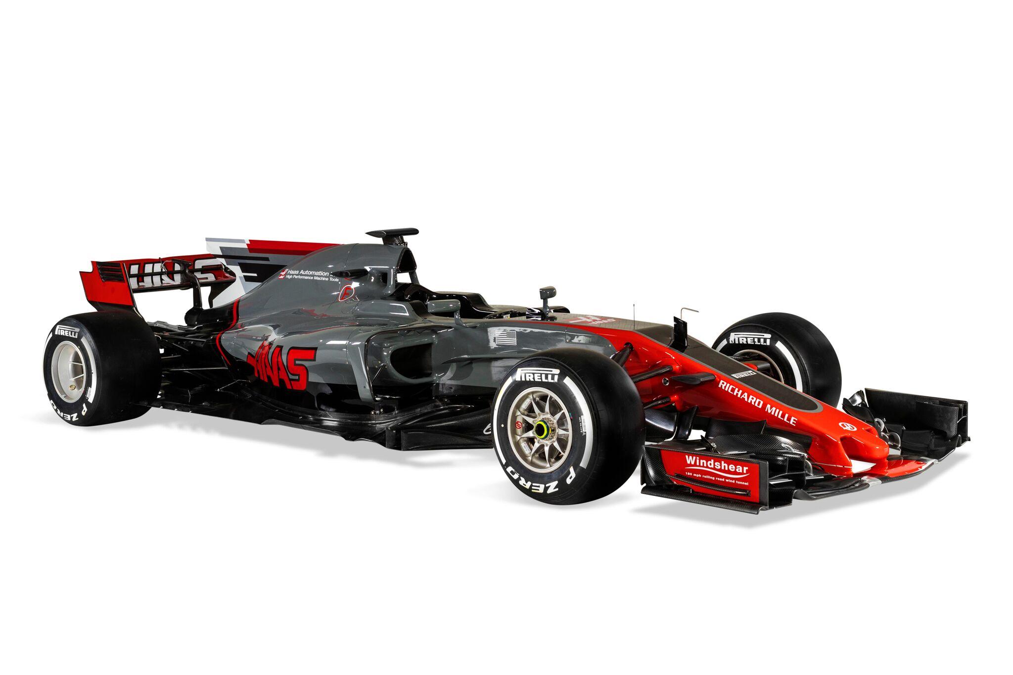 [Photo courtesy Haas F1]