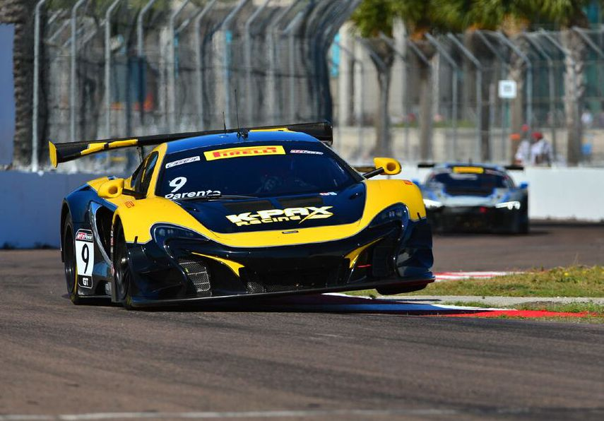 parente opens pwc gt title defense with victory at st petersburg. Black Bedroom Furniture Sets. Home Design Ideas