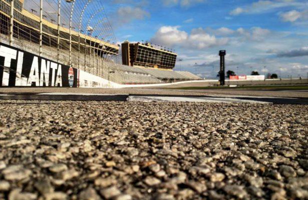 [Photo courtesy Atlanta Motor Speedway]