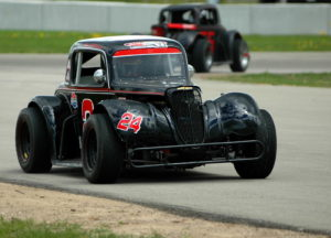 Legend Race Cars: Meeting the Need for Inexpensive Racing