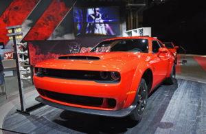Photo credit: New York International Auto Show