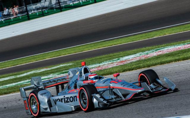 Will Power at the IndyCar Grand Prix.  [Andy Clary Photo]