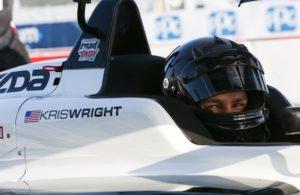 Kris Wright, ready to race. [photo courtesy KrisWrightMotorsports.com]