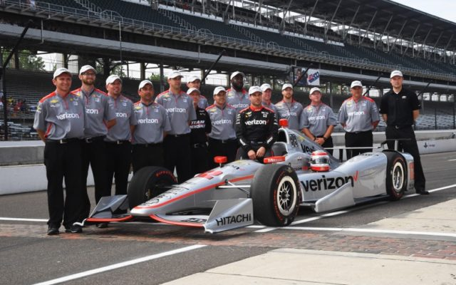 Will Power will be the only Team Penske representative in the Fast 9.  [Russ Lake Photo]