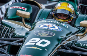 Ed Carpenter. [Andy Clary Photo]