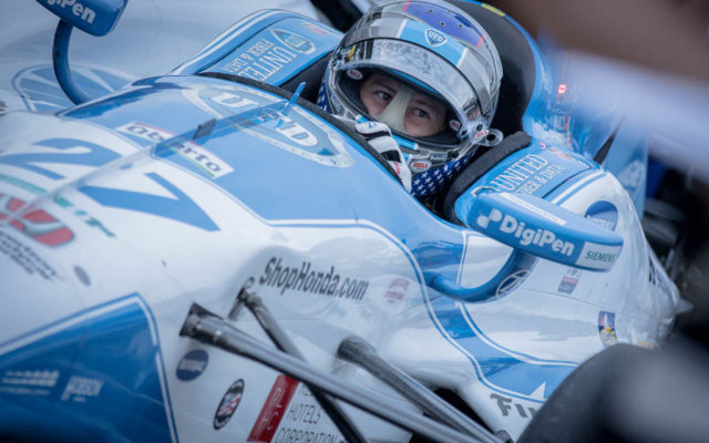 Marco Andretti.  [Andy Clary Photo]