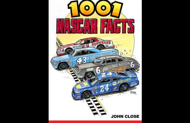1001 NASCAR Facts by John Close