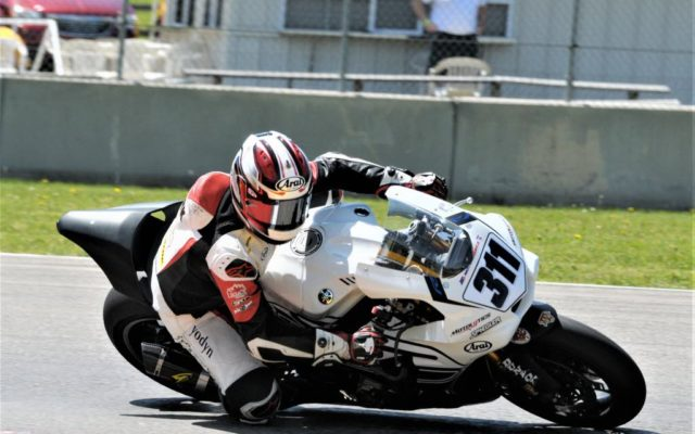 #311 Jeffrey Purk (YAMAHA ZX-10R) in turn 3 at Road America on Friday.  [Dave Jensen Photo]