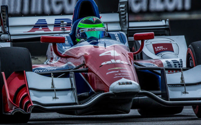 Conor Daly.  [Andy Clary Photo]